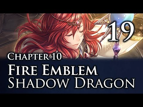 "Part 19: Let's Play Fire Emblem Shadow Dragon, Classic Merciless, Chapter 10 - ""Nuts"""