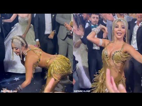 Dubai desert belly dance concert / wedding belly dance