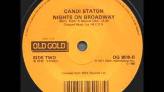 Candi Staton - Nights On Broadway