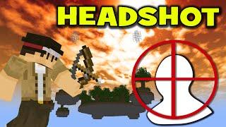 SNIPUILUA SKYWARSSISSA?!   Minecraft SkyWars