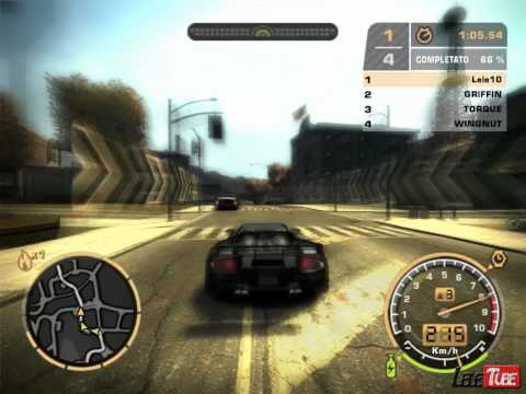 Need For Speed Most Wanted : Ultra Graphics Texture Pack Mod and ENB Series