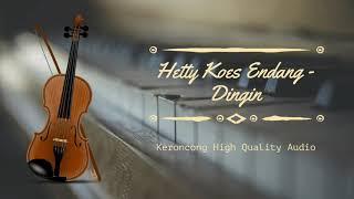 HETTY KOES ENDANG - DINGIN [ HQ AUDIO ]