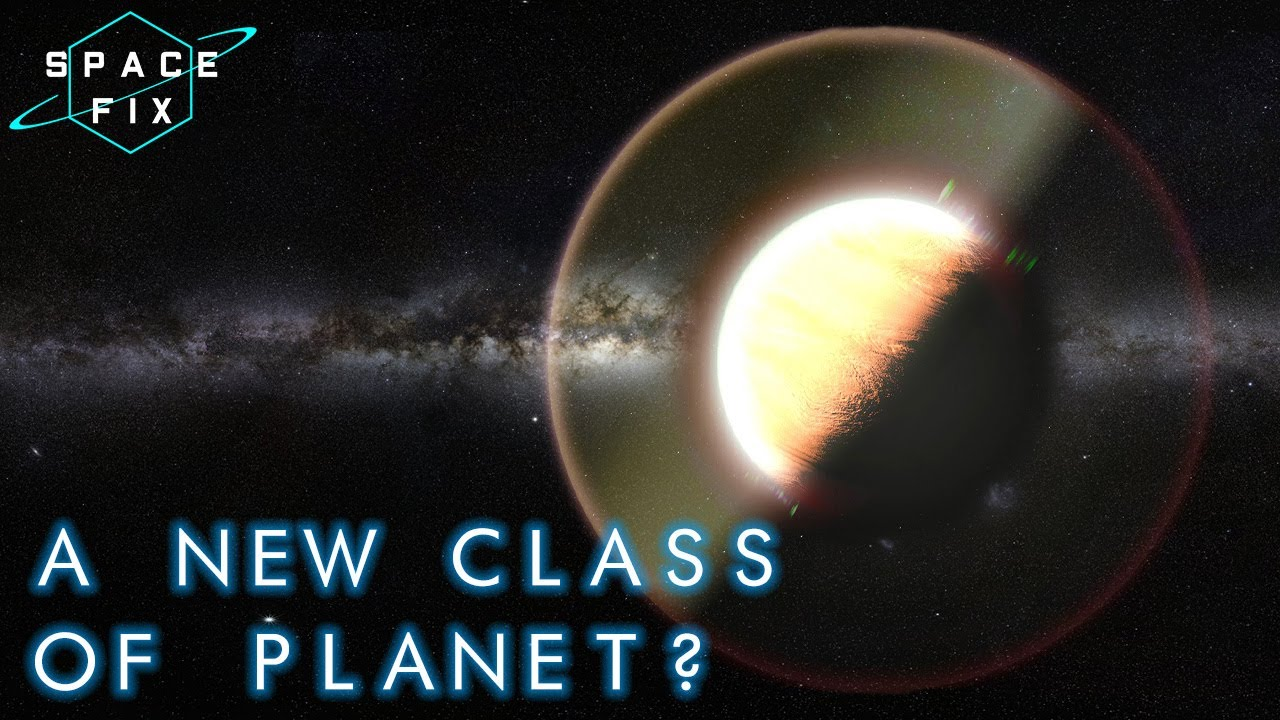 Extremely Rare Planet Discovered, A Cloudless Jupiter! (Space Fix Episode 1) (4K)