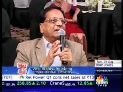Added Value: Dr Anji Reddy of Dr Reddy's Laboratories