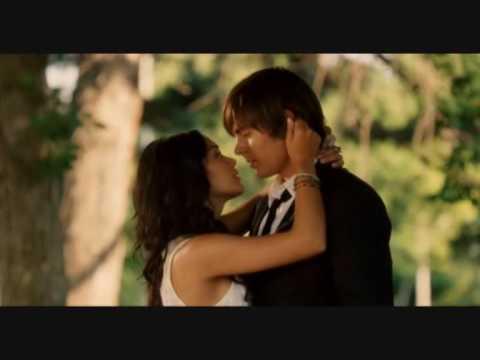 High School Musical 3 - Kissing Scene (HQ)