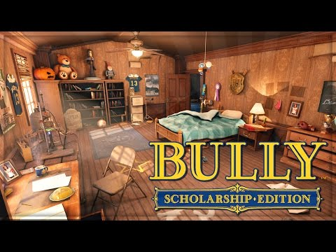 Bully Remastered Edition (HD Fan Made) Bully: Scholarship Edition Next-Gen [Game Concept]