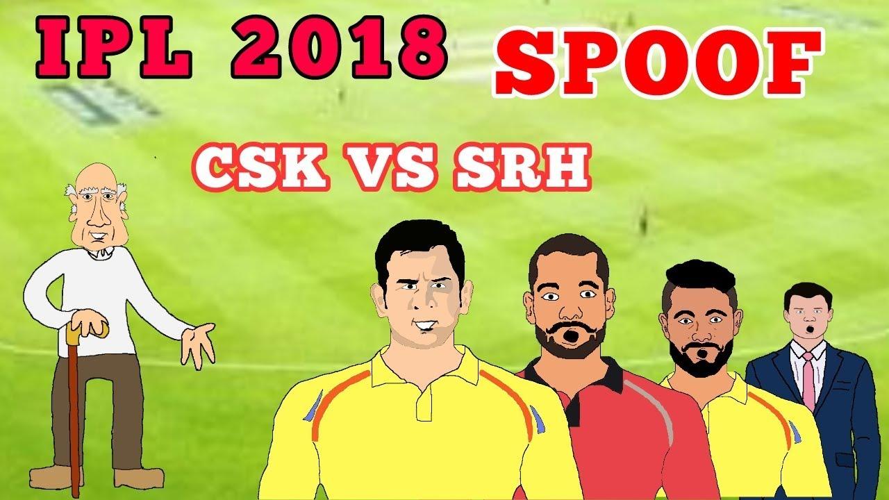 IPL 2018 SPOOF Episode 1 - YouTube
