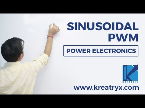 Sinusoidal PWM in Inverters | GATE (EE) | Power Electronics - YouTube