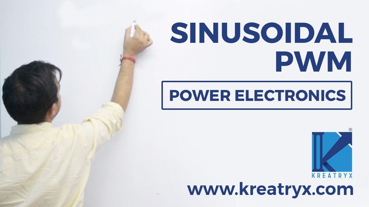Sinusoidal PWM in Inverters | GATE (EE) | Power Electronics