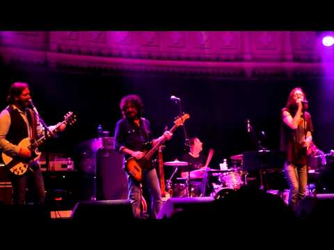 The Black Crowes, Torn And Frayed, last concert, live in Paradiso Amsterdam, 18-07-2011