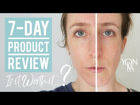 YON-KA SKINCARE REVIEW & FIRST IMPRESSIONS | 7-Day High End Product Test