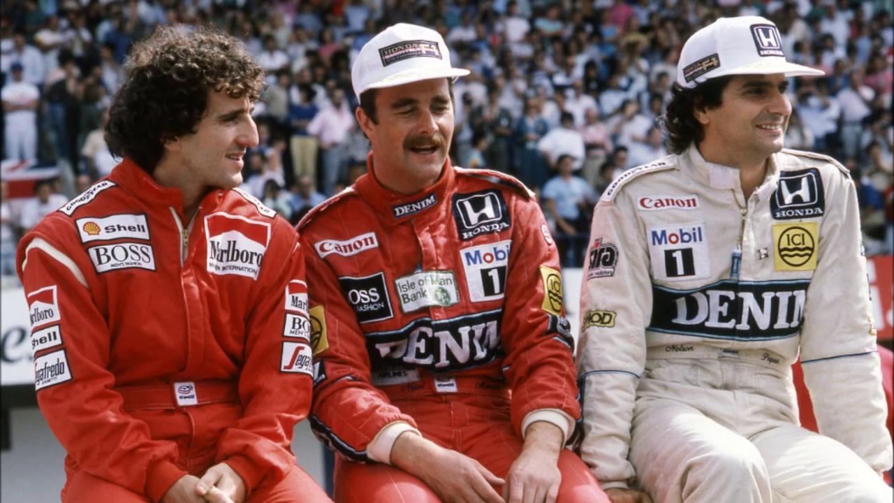 Formula 1 campeoes