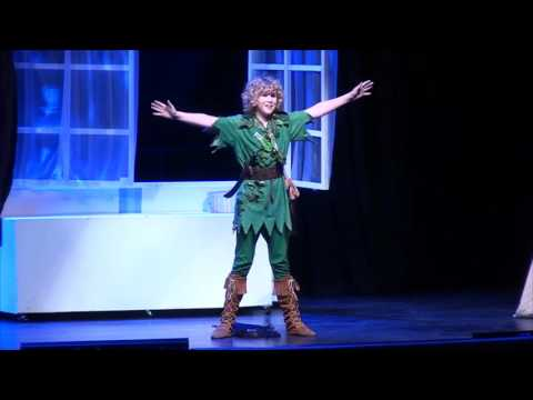 """Peter Pan Jr."" Presented By Audience Of One Productions"