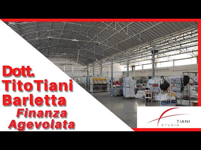 COMMERCIALISTA BARLETTA TITO TIANI - FINANZA AGEVOLATA STUDIO TIANI - WASH & IRON