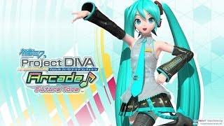 SEGA Considering Hatsune Miku: Project DIVA Arcade for PS4 and PC!