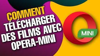 Télécharger video facebook dans son galery avec opera mini sans complications