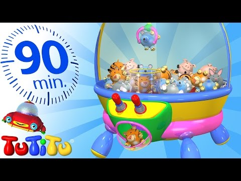 TuTiTu Specials | Crane Game | And Other Popular Toys for Children | 90 Minutes!