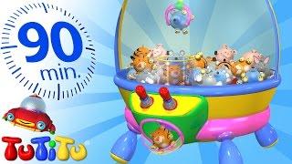 TuTiTu Specials | Crane Game | And Other Popular Toys for Children | 90 Minutes!