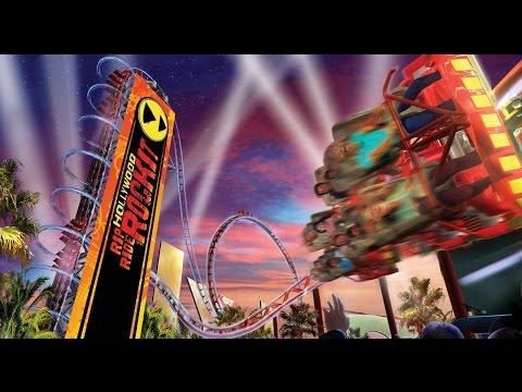 Las 10 mejores atracciones de Universal Studios Orlando Florida 2016