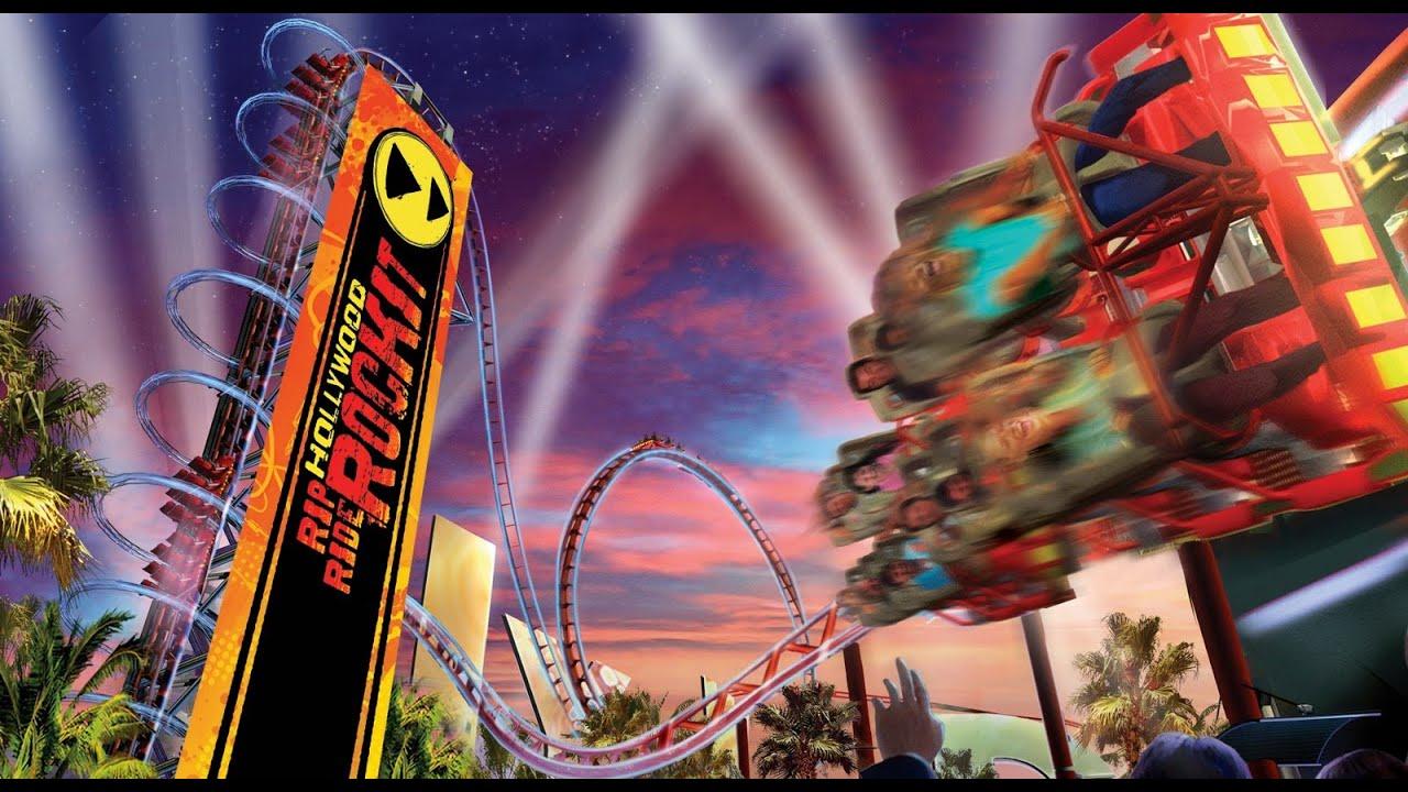 Las 10 Mejores Atracciones De Universal Studios Orlando Florida