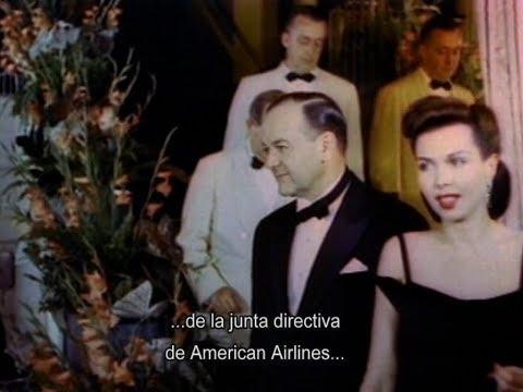 Ann Miller y Xavier Cugat en el Waldorf Astoria de Nueva York (At the Waldorf)