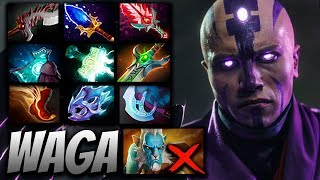 WAGA 34 KILLS ANTI MAGE OWNAGE Dota 2