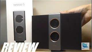 REVIEW: BenQ TreVolo S - Electrostatic Bluetooth Speaker!