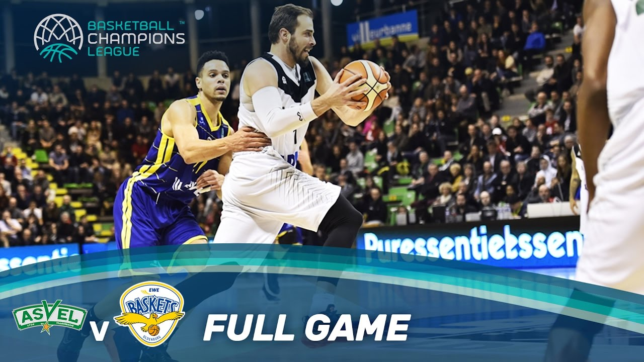 Asvel Asvel Lyon Villeurbanne Basket: ASVEL Lyon-Villeurbanne V EWE Baskets