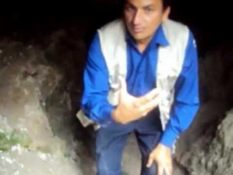 REPORTAJE TUNEL  FRATERNIDAD OCOTEPEQUE HONDURAS