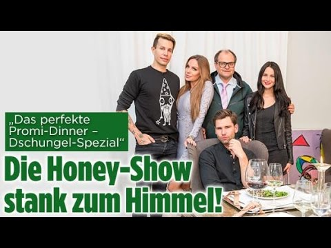 Honey Show Beim Dinner Reus Comeback Whatsapp Aktuelle