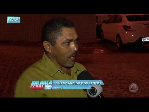 Em São Cristóvão, ruas desestruturadas causa sofrimento em grávida de nove meses - BALANÇO GERAL