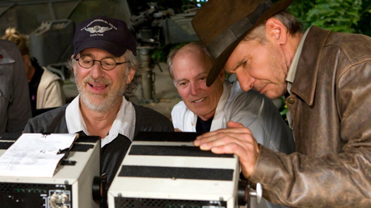 Steven Spielberg Teases Indiana Jones 5
