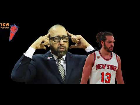 Goodbye Joakim Noah, Knicks-Hawks Preview & Season Predictions | TKW Podcast