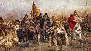 По следам великого переселения ● Тайны народов ●