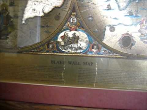 Blaeu wall map youtube blaeu wall map publicscrutiny Images
