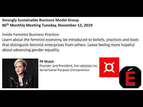 #086 How to Build an Enterprise like a Feminist (Mutch)