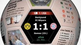 Kostenlos für iPhones: Hol Dir die neue Fußball-App!