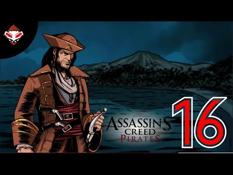 (16) Menuju Devil's Mouth - Assassin's Creed Pirates - Android Gameplay