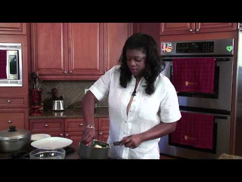 African Pounded Yam