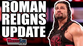 WWE Release Rumor Killer! Roman Reigns WWE Update! | WrestleTalk News Jan. 2019