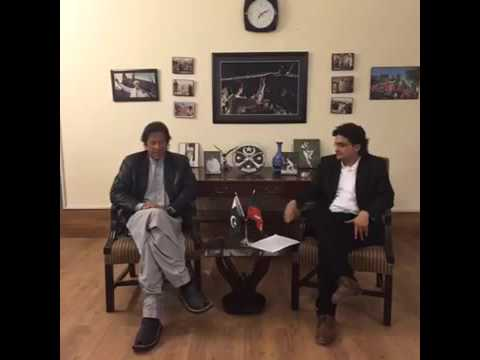 Imran Khan's Full Facebook Live Chat With Social Media Users - 8th December 2015