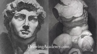 Drawing Academy Free Video Lessons