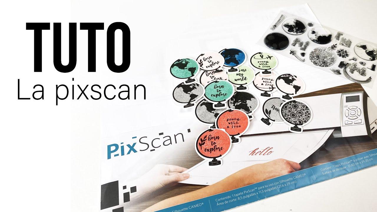 SCRAPBOOKING { ASTUCES } Comment utiliser la PIXSCAN ? I LYDILLE I