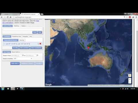 Tutorial Download Citra Landsat 8 #KartografiUNISSULA