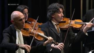 Vivaldi Concerto for 4 violins in B minor, RV 580 Il Giardino Armonico