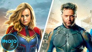 Top 10 Ways Captain Marvel Could Change the MCU