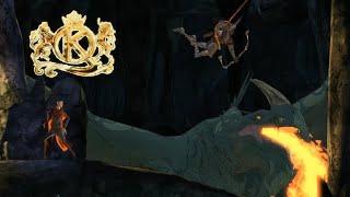 """King's Quest! Ch. 1 Part 10 """"Saving Mr. Achaka"""""""