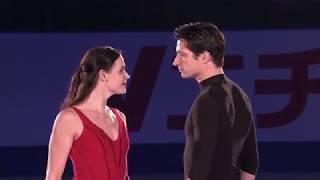 Tessa Virtue & Scott Moir. Long time running + Encore. NHK Trophy 2017. Gala