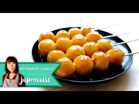recette-mitarashi-dango-|-les-recettes-d'une-japonaise-|-dessert-brochette-de-mochi