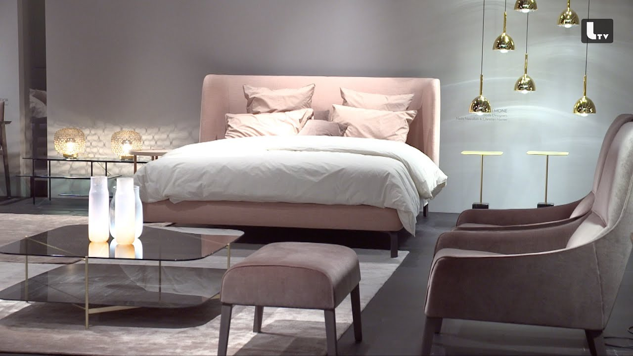 ligne roset neuheiten imm cologne 2016 lifestyle tv youtube. Black Bedroom Furniture Sets. Home Design Ideas